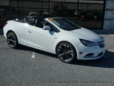 2019 Buick Cascada 2dr Convertible Premium - Click to see full-size photo viewer