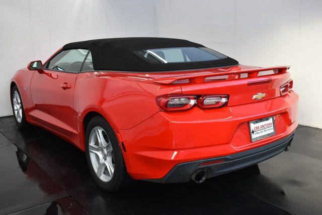 2019 Used Chevrolet Camaro 1LT CONVERTIBLE at Car Factory ...