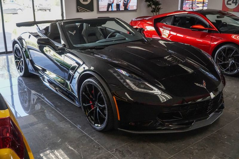 2019 Chevrolet Corvette 2dr Grand Sport Convertible w/1LT - Click to see full-size photo viewer