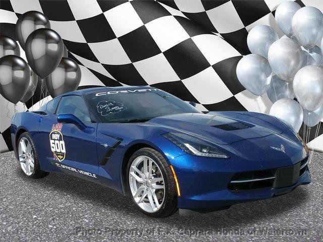 Used Corvette Stingray >> 2019 Used Chevrolet Corvette 2dr Stingray Coupe W 1lt At F X