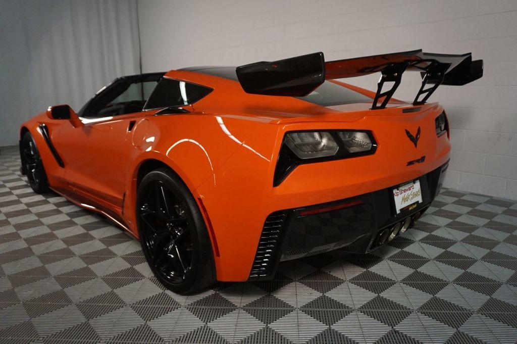 2019 Chevrolet Corvette Corvette ZR 1 - 18240757 - 8