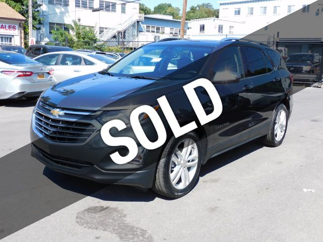 2019 Used Chevrolet Equinox Premier Lz Awd At Saw Mill Auto Serving Yonkers Bronx New Rochelle Ny Iid 18455298