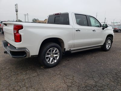 """2019 Chevrolet Silverado 1500 2WD Crew Cab 147"""" LTZ - Click to see full-size photo viewer"""
