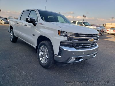 """2019 Chevrolet Silverado 1500 4WD Crew Cab 147"""" LTZ - Click to see full-size photo viewer"""