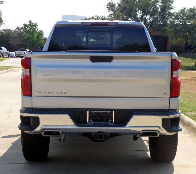 2019 Chevrolet Silverado 1500 4WD LT W/TX EDITION, Z71