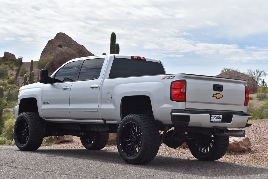 2019 Used Chevrolet Silverado 2500HD LIFTED 2019 CHEVY ...