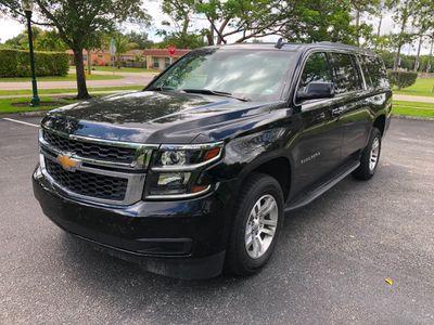 2019 Chevrolet Suburban 2WD 4dr 1500 LT SUV