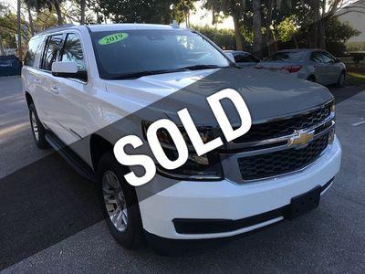 2019 Chevrolet Suburban 2WD 4dr 1500 LT