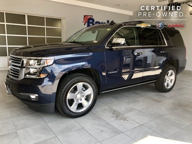 Used Chevy Tahoe >> 2019 Used Chevrolet Tahoe 4wd Premier At Banks Chevy Serving Manchester Nh Iid 18990554