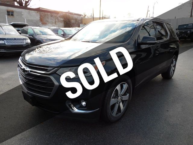 2019 Used Chevrolet Traverse AWD 4dr LT Leather w/3LT at ...