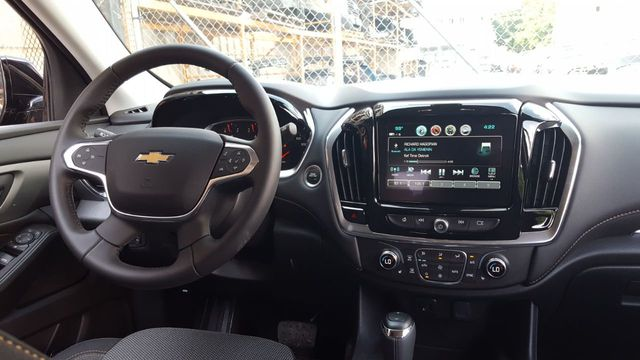 2019 Used Chevrolet Traverse LT AWD at Saw Mill Auto ...