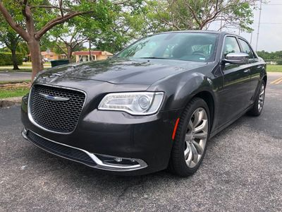 2019 Chrysler 300 Limited RWD Sedan