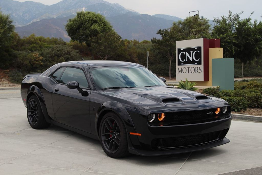 2019 Used Dodge Challenger Srt Hellcat Redeye Widebody Rwd At Cnc Motors Inc Serving Upland Ca Iid 20224001