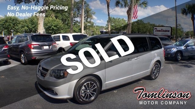 Used Dodge Caravan >> 2019 Used Dodge Grand Caravan Gt At Tomlinson Motor Company Serving Gainesville Fl And The Southeast Fl Iid 18945213