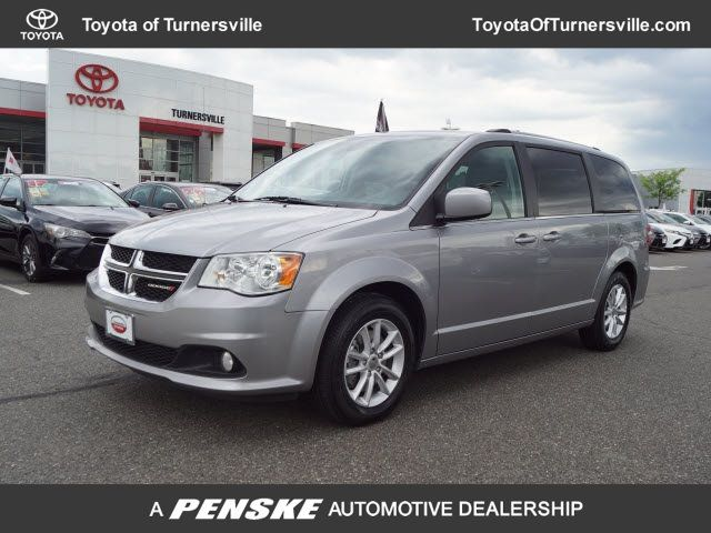 2019 Used Dodge Grand Caravan Sxt At Turnersville Automall Serving South Jersey Nj Iid 20105271