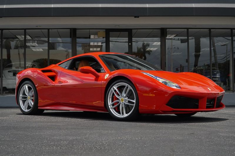 2019 Ferrari 488 GTB Coupe - Click to see full-size photo viewer
