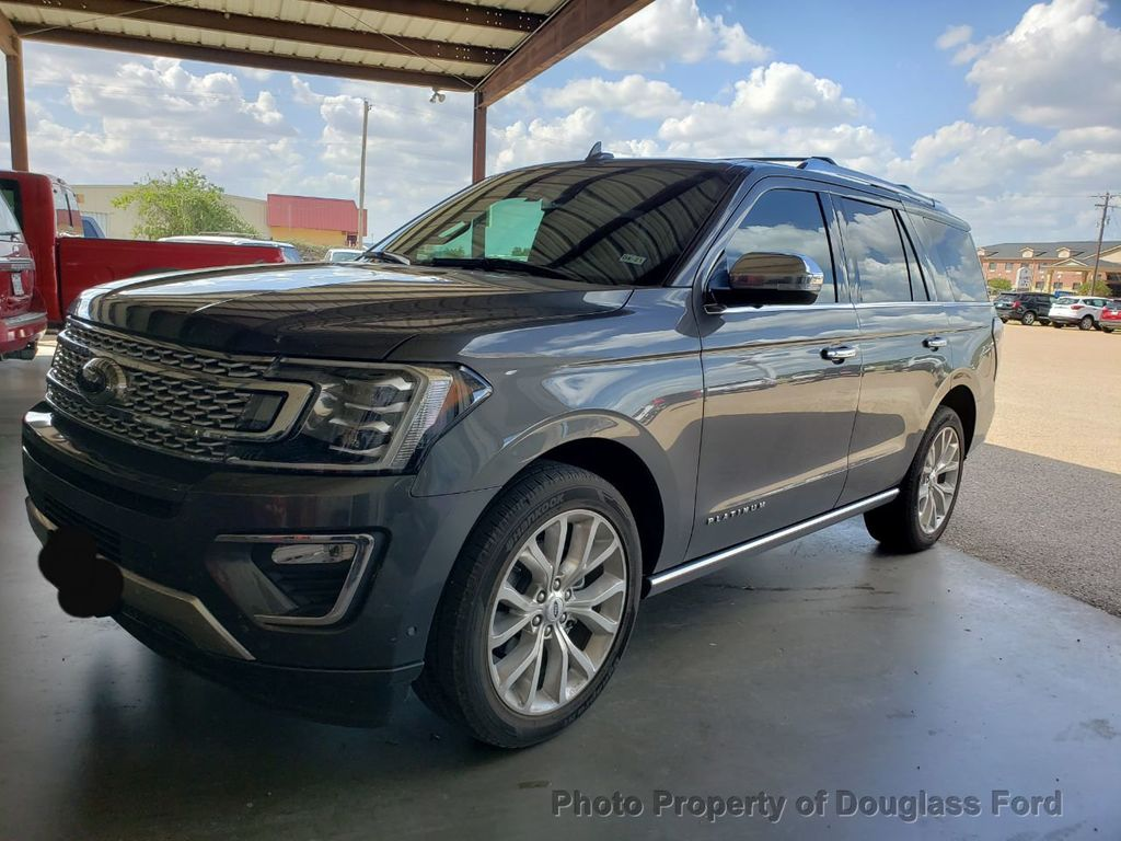 2019 Ford Expedition Platinum 4x2 - 19273383 - 0