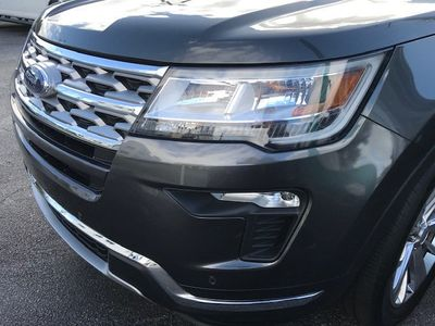 2019 Ford Explorer Limited FWD - Click to see full-size photo viewer