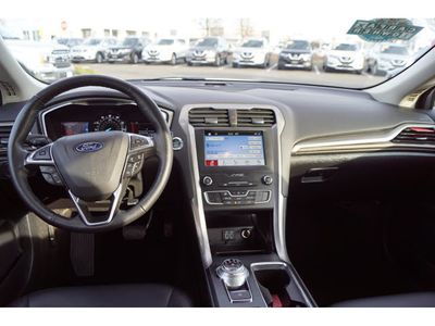 2019 Ford Fusion SEL FWD Sedan - Click to see full-size photo viewer