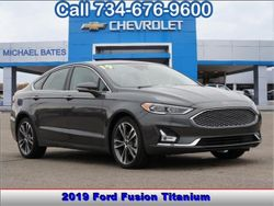 2019 Ford Fusion - 3FA6P0D96KR123888