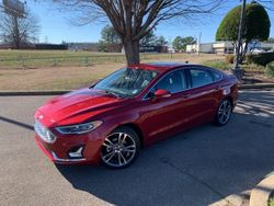 2019 Ford Fusion - 3FA6P0D98KR186586
