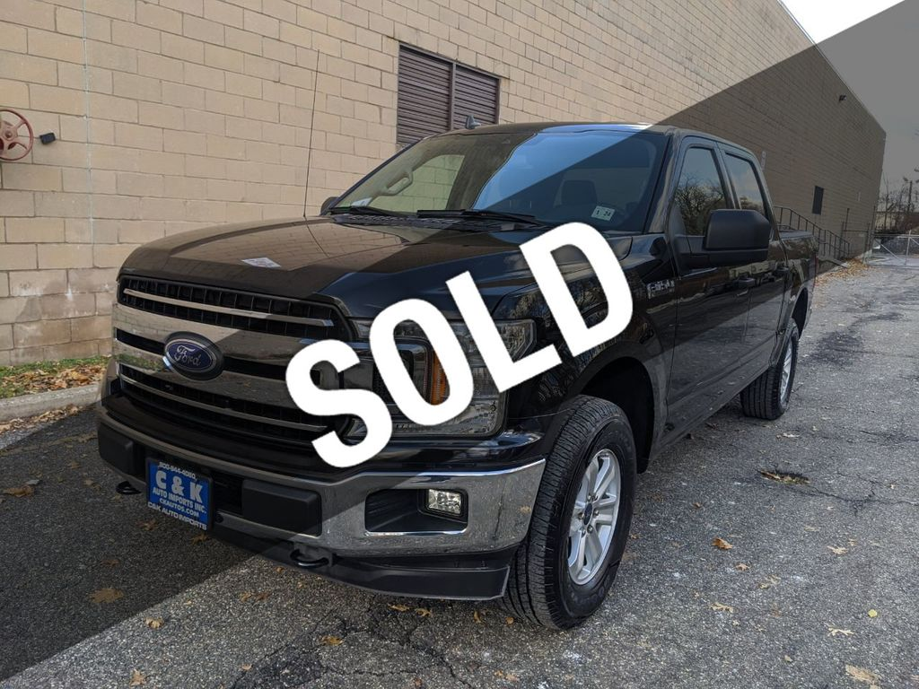 Used F 150 >> 2019 Used Ford F 150 F 150 Supercrew Xlt 4wd Ecoboost Backup Cam Collsion Assist At C K Auto Imports New Jersey Serving Hasbrouck Heights Nj Iid