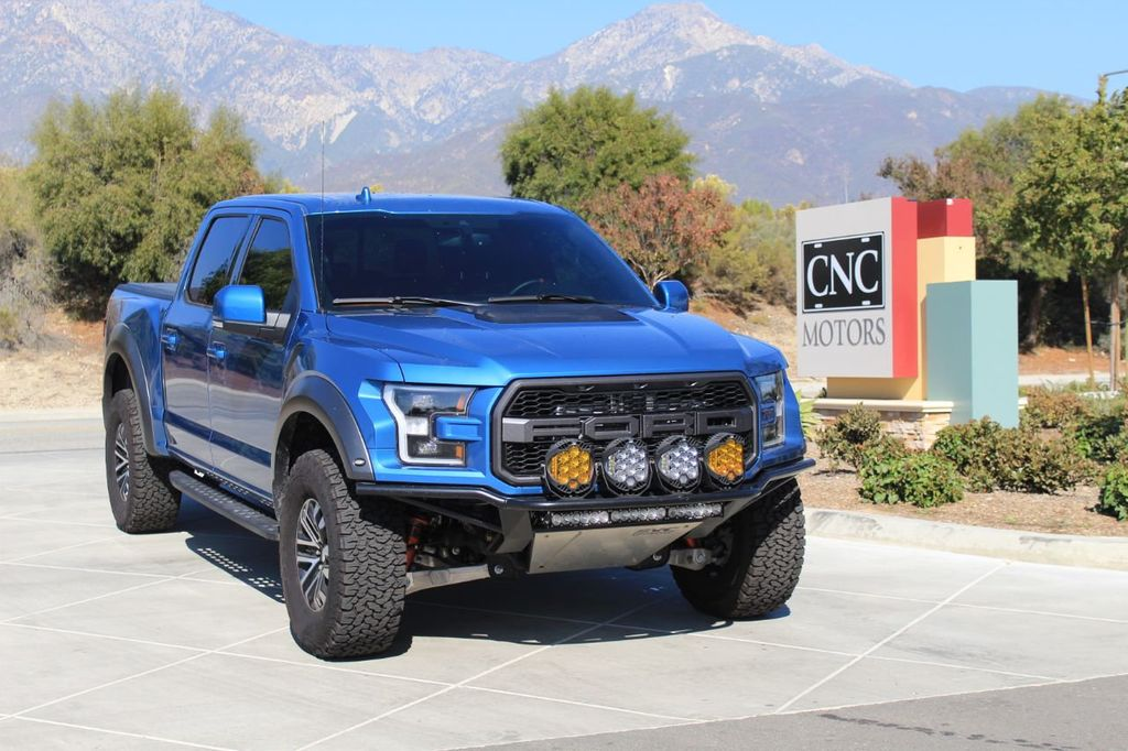 Used Ford Raptor >> 2019 Used Ford F 150 Raptor 4wd Supercrew 5 5 Box At Cnc Motors Inc Serving Upland Ca Iid 19519510