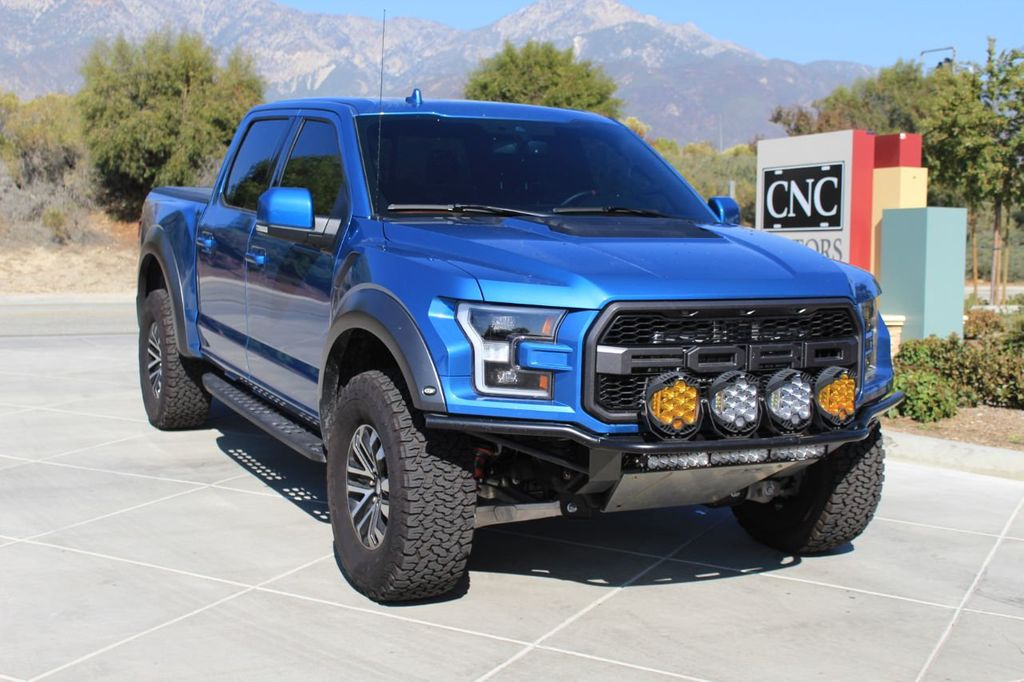 2019 Used Ford F-150 Raptor 4WD SuperCrew 5.5' Box at CNC ...