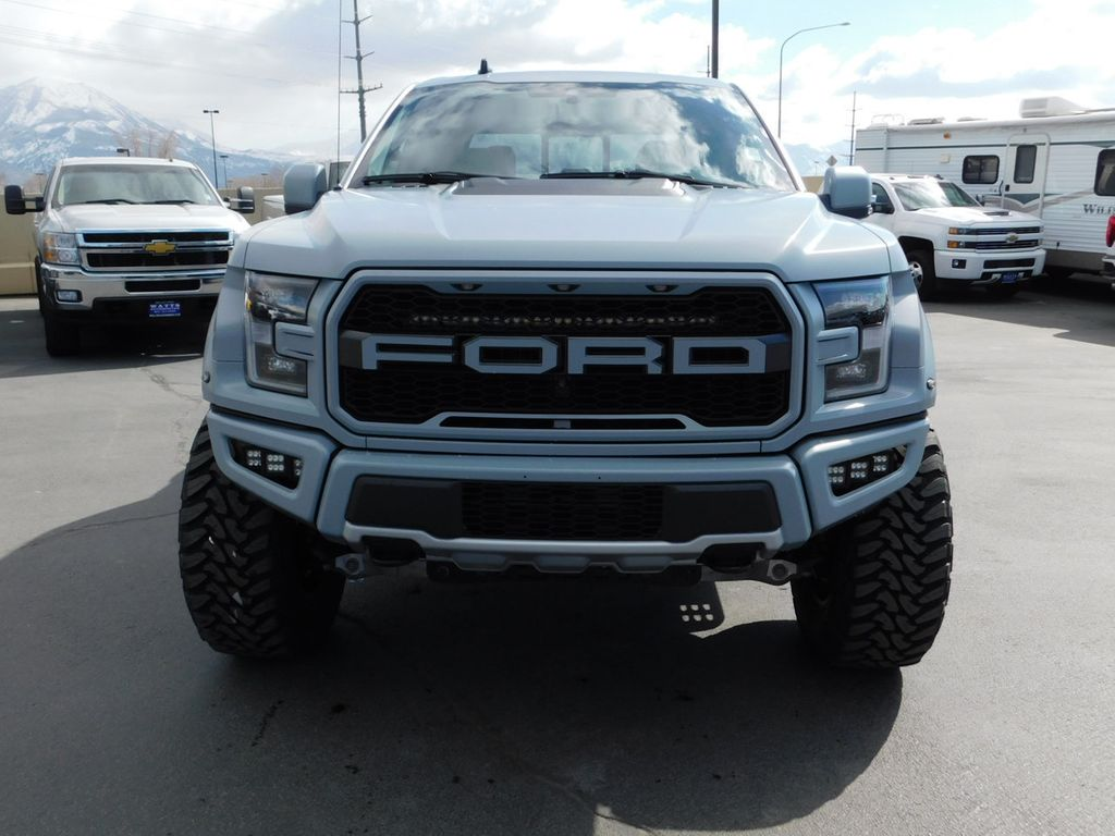 2019 Used Ford F-150 SVT RAPTOR at Watts Automotive ...