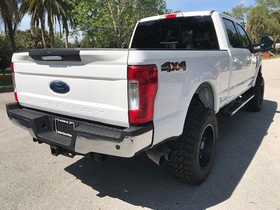 2019 Ford Super Duty F-250 SRW LARIAT 4WD Crew Cab 6.75' Box - Click to see full-size photo viewer