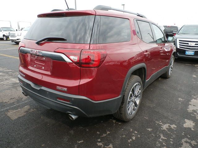 2019 Used GMC Acadia AWD 4dr SLT w/SLT-1 at F X  Caprara Honda of  Watertown, NY, IID 18990940