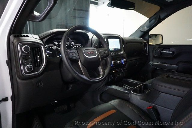 """2019 GMC Sierra 1500 4WD Crew Cab 147"""" AT4 - Click to see full-size photo viewer"""