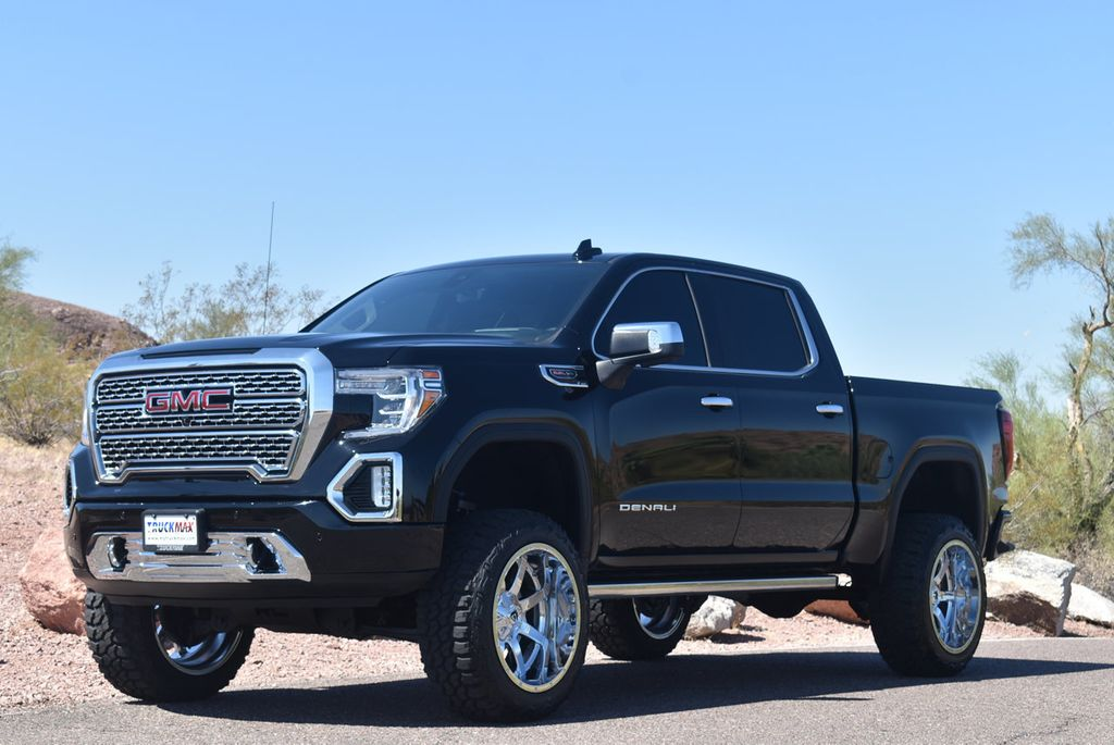 2019 GMC Sierra 1500 4-inch Suspension Lift Kit Teaser ... |Lifted Gmc Sierra