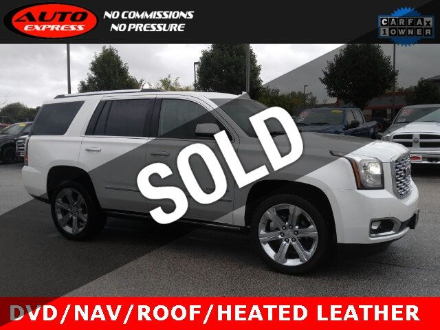 Used Yukon Denali >> 2019 Used Gmc Yukon Denali 4x4 22 Chrome Rims Dvd Navigation Heated Cooled Leather At Auto Express Lafayette In Iid 19414710