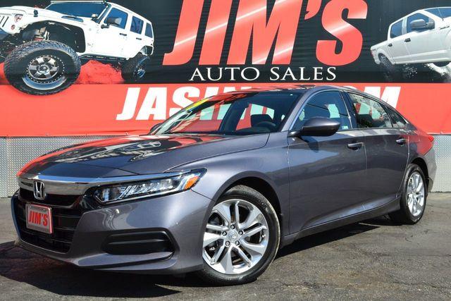 2019 used honda accord sedan lx 1 5t cvt at jim s auto sales serving harbor city ca iid 20325077 jim s auto sales