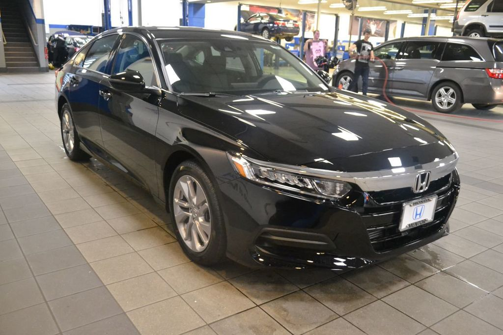 2019 Honda Accord Sedan LX 1.5T CVT - 18299087 - 3