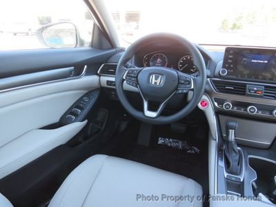 2019 Honda Accord Sedan LX 1.5T CVT Sedan - Click to see full-size photo viewer