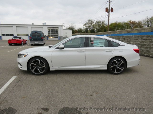2019 Honda Accord Sedan Sport 1.5T CVT - 18430607 - 2