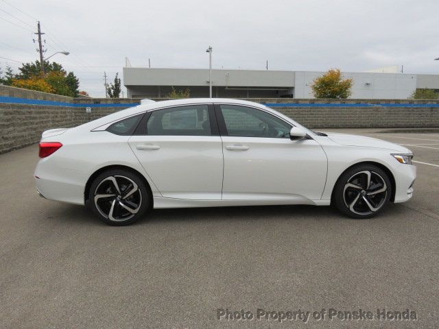 2019 Honda Accord Sedan Sport 1.5T CVT - 18430607 - 6