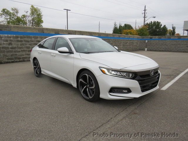 2019 Honda Accord Sedan Sport 1.5T CVT - 18430607 - 7