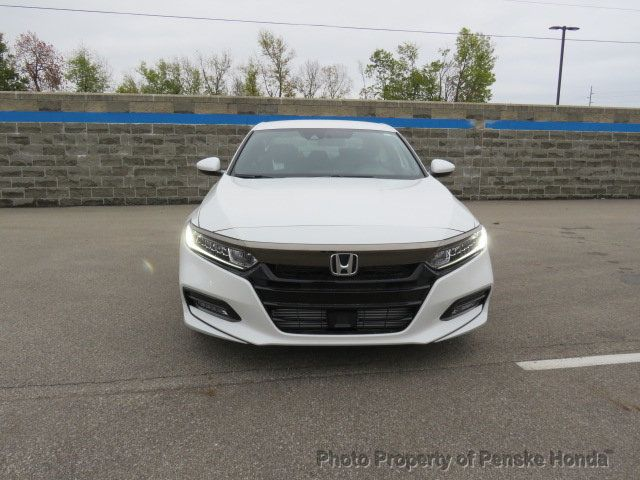 2019 Honda Accord Sedan Sport 1.5T CVT - 18430607 - 8