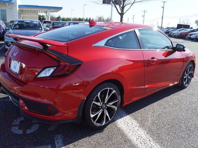 Used Honda Civic Si >> 2019 Used Honda Civic Si Coupe Si At Honda Of Turnersville Serving South Jersey Gloucester County Nj Iid 19616110