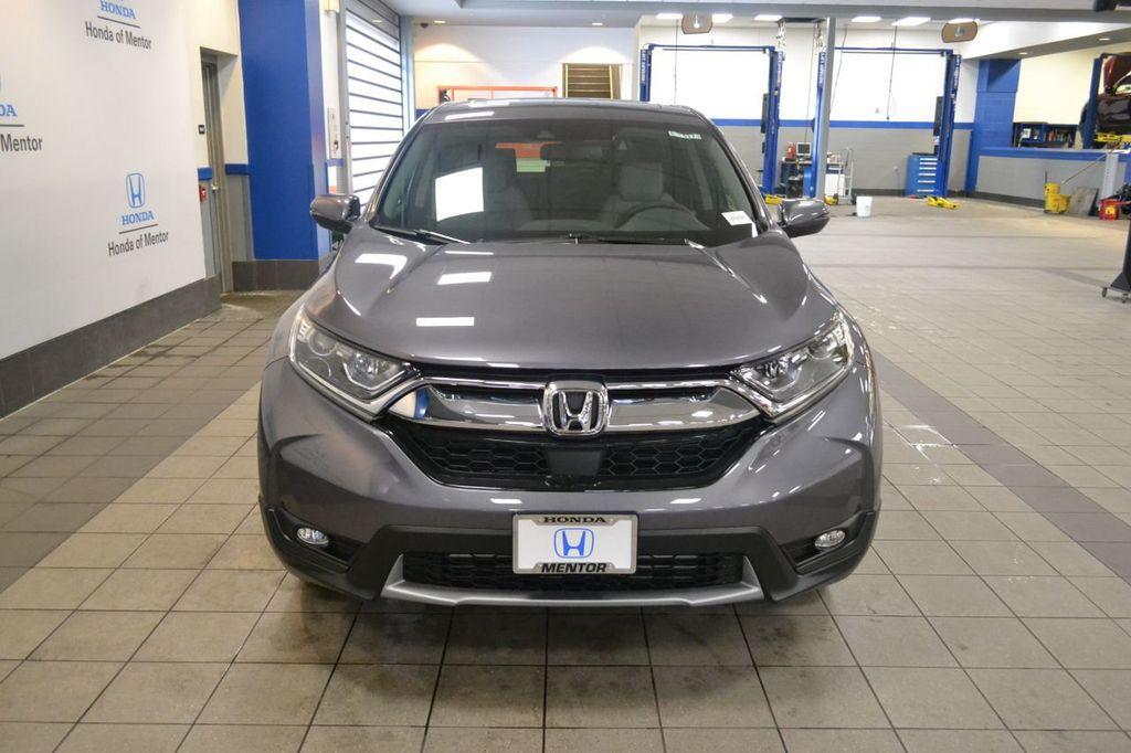 2019 Used Honda CR-V EX-L AWD at Honda of Mentor Serving