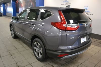 2019 Honda CR-V EX-L AWD SUV - Click to see full-size photo viewer