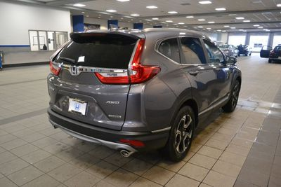 2019 Honda CR-V Touring AWD SUV - Click to see full-size photo viewer