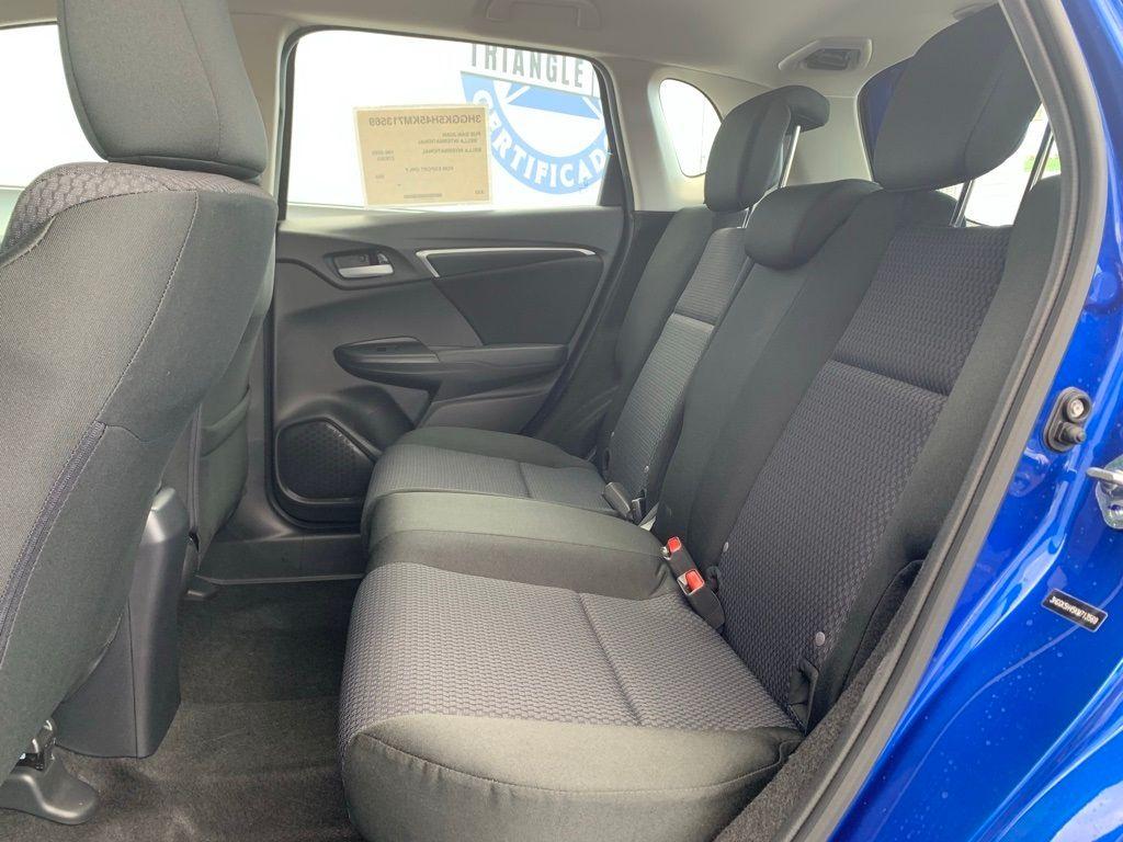 2019 Honda Fit LX CVT - 18573260 - 9