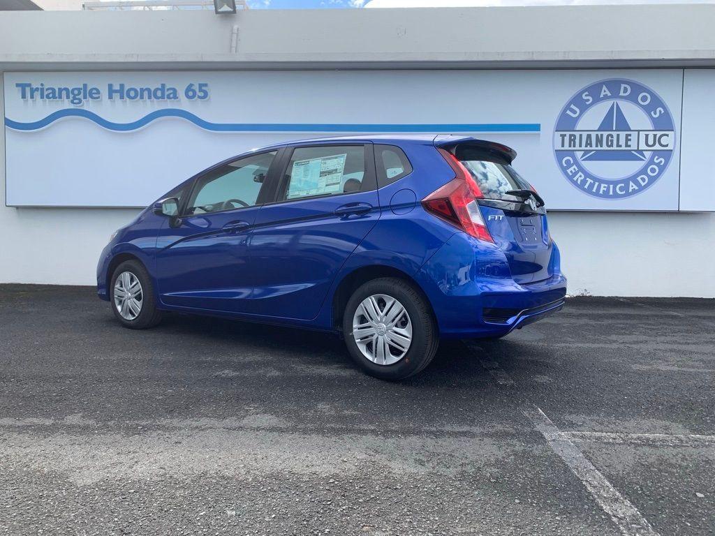 2019 Honda Fit LX CVT - 18573260 - 6