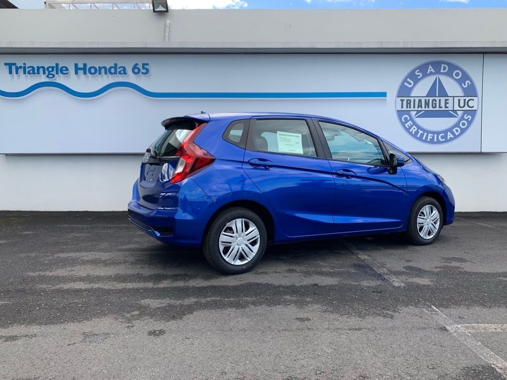 2019 Honda Fit LX CVT - 18573260 - 7