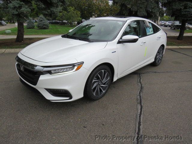 2019 Honda Insight Touring CVT - 18779810 - 1