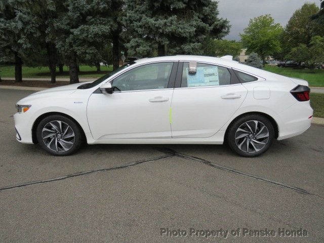 2019 Honda Insight Touring CVT - 18779810 - 2